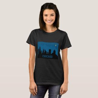 Chicago-Stadt T-Shirt