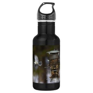 Chickadee im Flug Trinkflaschen