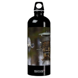 Chickadee im Flug Wasserflaschen