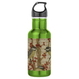 Chickadees Trinkflasche