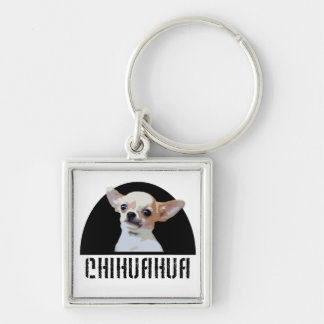 Chihuahua-Hund Schlüsselanhänger
