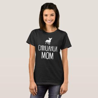 Chihuahua-Mamma - Chihuahua-Hund T-Shirt