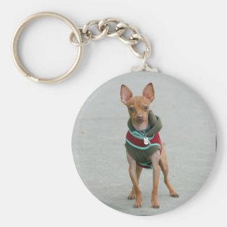 Chihuahua Schlüsselanhänger