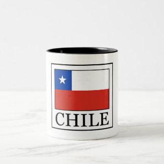 Chile Zweifarbige Tasse
