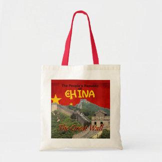 CHINA BUDGET STOFFBEUTEL
