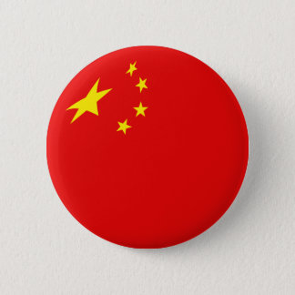 China Fisheye Flaggen-Knopf Runder Button 5,7 Cm