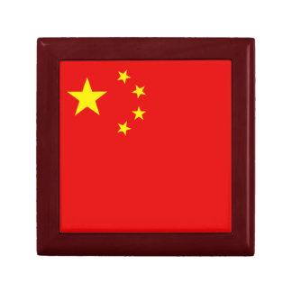 China-Flaggen-Geschenkboxen Geschenkbox