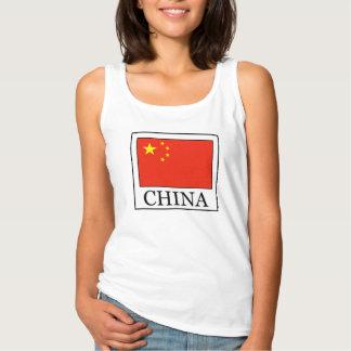 China Tank Top