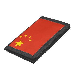 Chinesische Flaggengeldbörsen und Münzengeldbeutel