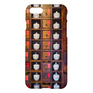 Chinesische traditionelle Apotheke iPhone 8/7 Hülle