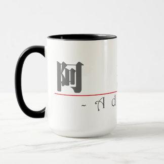 Chinesischer Name für Adolph 20397_3.pdf Tasse