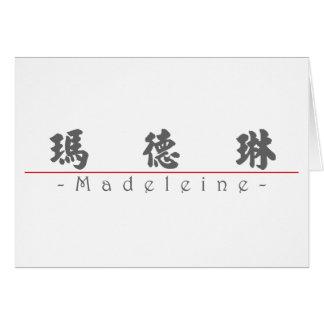 Chinesischer Name für Madeleine 21318_4 pdf Karten