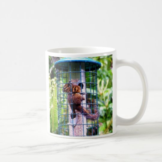 chipmunk kaffee tasse kaffeetasse. Black Bedroom Furniture Sets. Home Design Ideas