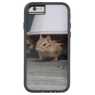 Chipmunk-Süsse Tough Xtreme iPhone 6 Hülle