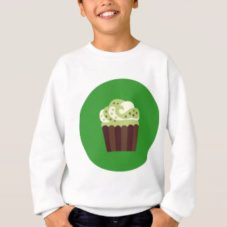 ChocoGreenCup6 Sweatshirt