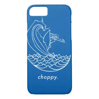 Choppy Surfer iPhone 7 Fall iPhone 8/7 Hülle