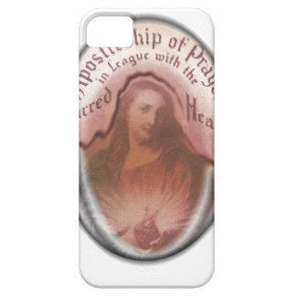 Christliche katholische moderne Kunst heiliges iPhone 5 Etui