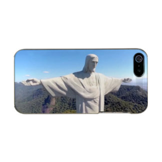 Christus der Redeemer iPhone SE/5/5S Incipio Glanz Incipio Feather® Shine iPhone 5 Hülle