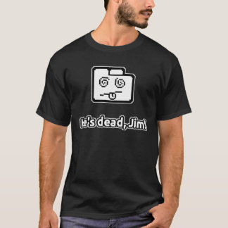 Chrom-Abbruch T-Shirt