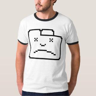 Chrom-Abbruch Tshirts