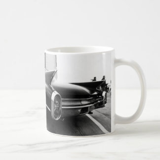 Chrom Cadillac-Flossen-N Tasse