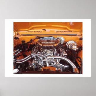 Chrom-Motor Plakat