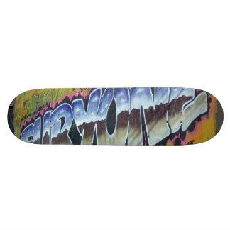 Chrom Skateboard Bretter