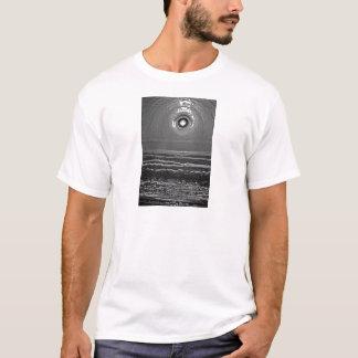 Chrom-Sonnenuntergang T-Shirt