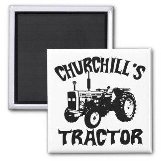 Churchills Traktor - Magnet Magnete