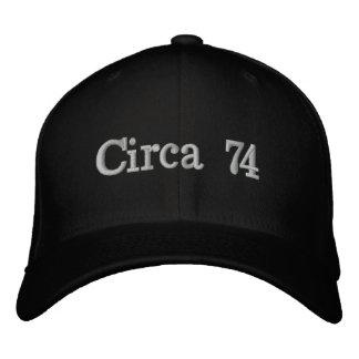 Circa Hut 74 Bestickte Mütze