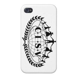 CISV altes Logo iPhone 4 Etui