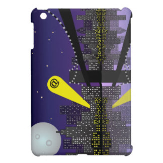 @Cityscape iPad Minifall (horizontal) iPad Mini Cover