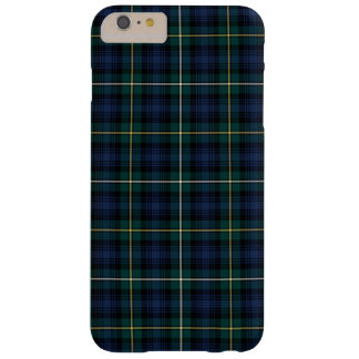 Clan Campbell von Argyll Tartan Barely There iPhone 6 Plus Hülle