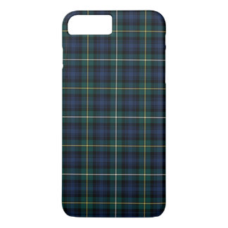 Clan Campbell von Argyll Tartan iPhone 8 Plus/7 Plus Hülle