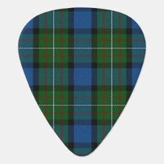 Clan Fergusson Ferguson Töne von SchottlandTartan Plektron