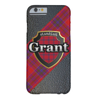 Clan-Grantscottish-Feier Barely There iPhone 6 Hülle