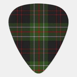Clan MacDiarmid Töne von SchottlandTartan Gitarren-Pick