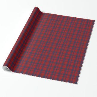 Clan MacDougall Tartan-kariertes Geschenkpapierrolle