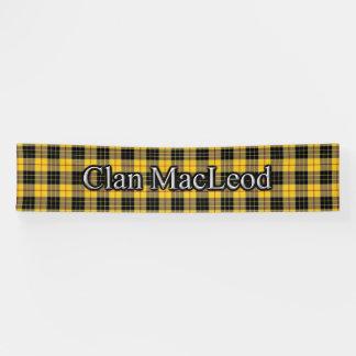Clan MacLeod des LewisTartanscottish-Festivals Banner