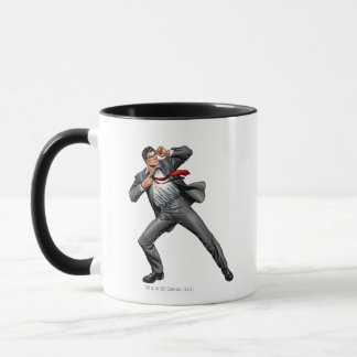 Clark ändert in Supermann Tasse