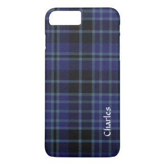 Clark traditionelle Tartan karierte iPhone 7 iPhone 8 Plus/7 Plus Hülle