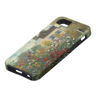 Claude Monet   der Garten des Künstlers in Schutzhülle Fürs iPhone 5