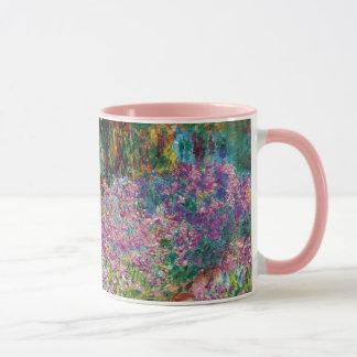 Claude Monet - Iris Monets in der Garten-schönen Tasse