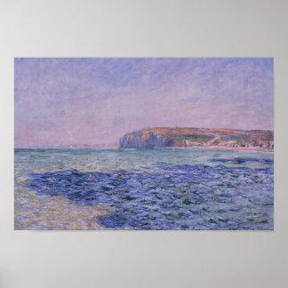 Claude Monet - Schatten auf dem Meer Poster
