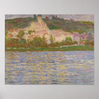 Claude Monet - Vétheuil Poster