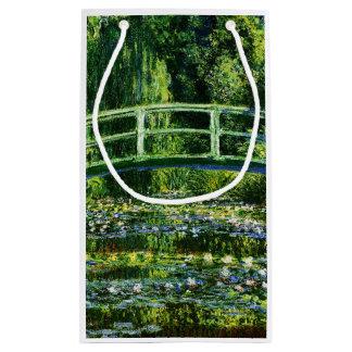 Claude Monet-Wasser-Lilie Teich Kleine Geschenktüte