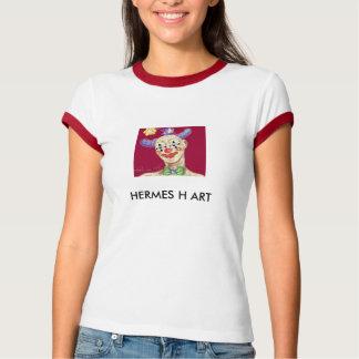 Claudio de Hermes Hernandez, KUNST HERMESS H T-Shirt