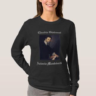 CLAUDIO GIOVANNI ANTONIO MONTEVERDI T-Shirt