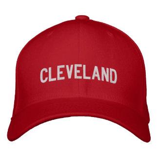 Cleveland Bestickte Baseballkappe