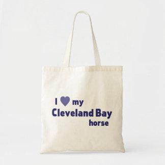 Cleveland-Buchtpferd Tragetasche